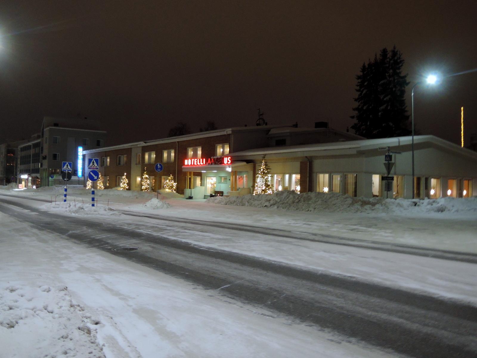 2019年冬フィンランド旅行記10 雪明かりのロヴァニエミ: PUPUPUKAYA ...